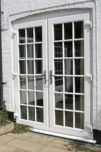 Security french doors doors for Security doors for french doors