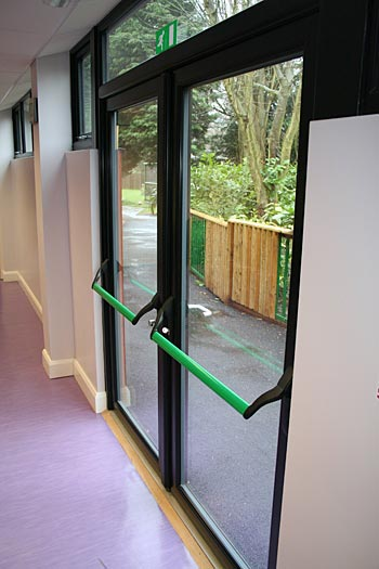 Residential Fire Doors : Catalogue for doors residential fire escape manor