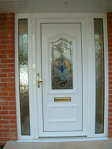 Security residential doors doors for Residential entry doors