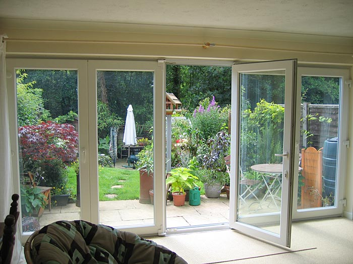 Catalogue for doors security manor windows windows for Conservatory doors exterior