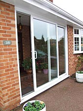 Doors Patio 70mm Inline Swish