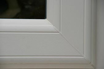 Windows Cream Laminated