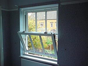 Windows Vertical Sliding
