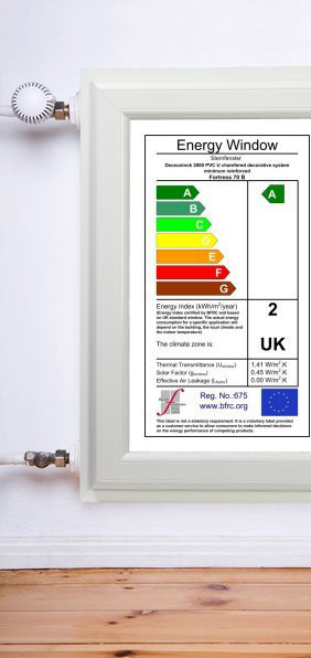 Energy Window Rating from Sternfenster